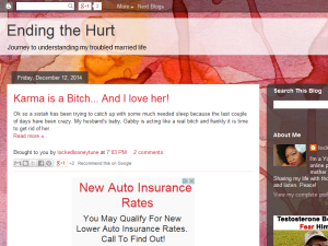 Ending the Hurt: Journey to Understanding my Troubled Marriage Web Domain Authority Directory
