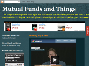 Mutual Funds and Things Web Domain Authority Directory