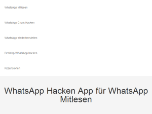 WhatsApp Hacking Apps Web Domain Authority Directory