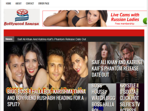 BOLLYWOOD NEWS CHANNEL Web Domain Authority Directory