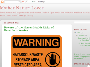 Mother Nature Lover Web Domain Authority Directory