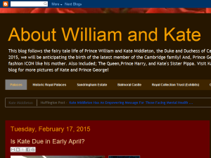 About William and Kate Web Domain Authority Directory