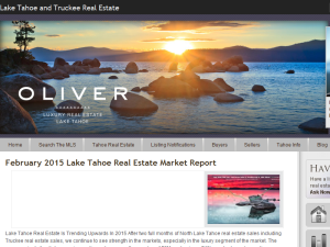 Lake Tahoe Real Estate Blog Web Domain Authority Directory