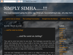 Simply Simha...!!! Web Domain Authority Directory