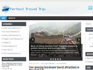 Perfect Travel Trip | Travel Tips, Ideas And Reviews Web Domain Authority Directory