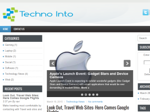 Technology Into | Technology News, Information and Review Web Domain Authority Directory