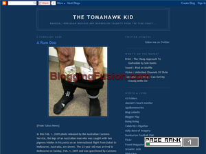 The Tomahawk Kid Web Domain Authority Directory