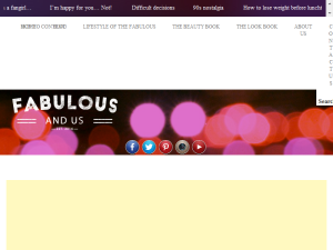 Fabulous and Us Web Domain Authority Directory