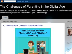 The Challenges of Parenting in the Digital Age