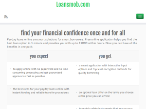 Loans Mob Web Domain Authority Directory
