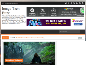 Image Tech Buzz Web Domain Authority Directory
