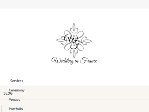Wedding in France Web Domain Authority Directory