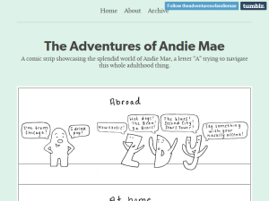The Adventures of Andie Mae