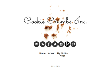 Cookie Crumbs Inc. Web Domain Authority Directory