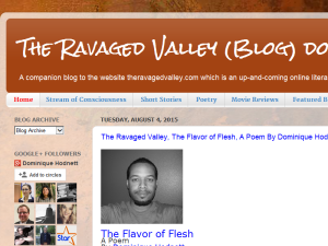 The Ravaged Valley Blog