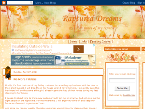 Raptured Dreams Web Domain Authority Directory