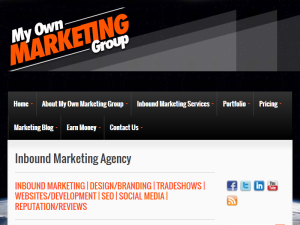 Inbound Marketing Blog Web Domain Authority Directory