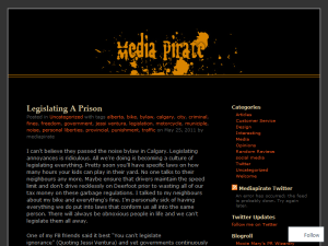 Mediapirate Web Domain Authority Directory