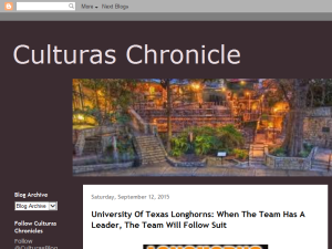 Culturas Chronicle Web Domain Authority Directory