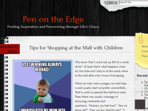 Pen on the Edge Web Domain Authority Directory