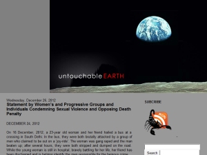 untouchable earth Web Domain Authority Directory