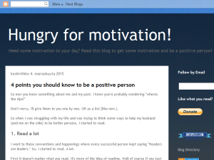 Hungry for motivation Web Domain Authority Directory