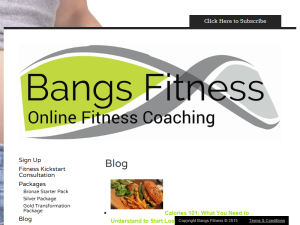 Bangs Fitness Web Domain Authority Directory