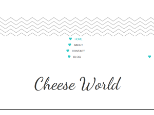 Cheese World Web Domain Authority Directory