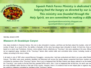 Squash Patch Farms Ministry Web Domain Authority Directory