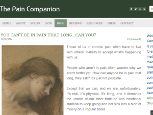 The Pain Companion Web Domain Authority Directory