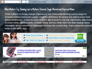 When Mothers Cry Web Domain Authority Directory