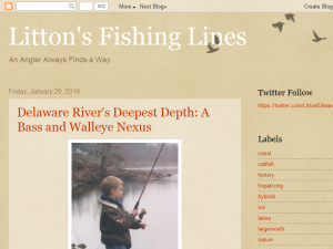 Litton's Fishing Lines Web Domain Authority Directory