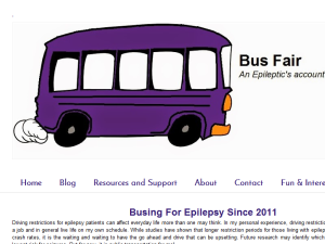 Bus Fair: An Epileptic's Account of Public Transit Web Domain Authority Directory