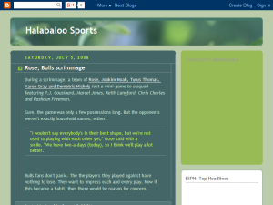 Halabaloo Sports Web Domain Authority Directory