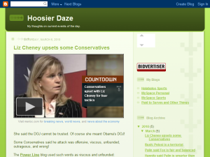 Hoosier Daze Web Domain Authority Directory