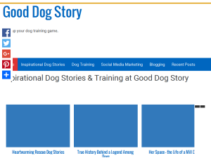 Good Dog Story Web Domain Authority Directory