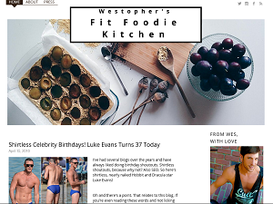 Westopher's Fit Foodie Kitchen Web Domain Authority Directory