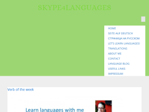 Learn languages effectively at home Web Domain Authority Directory