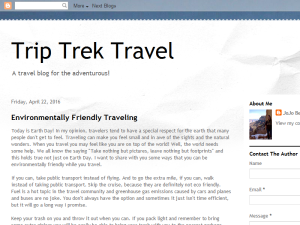 Trip Trek Travel Web Domain Authority Directory