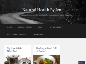 Natural Health By Jenn Web Domain Authority Directory