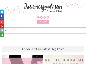 Journey with Mum Web Domain Authority Directory