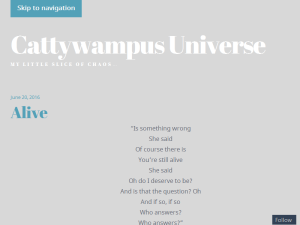 Cattywampus Universe Web Domain Authority Directory