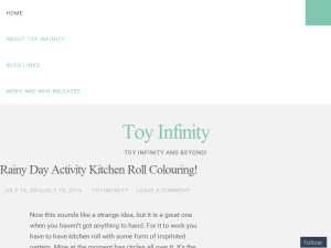 Toy Infinity Web Domain Authority Directory