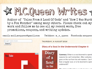 McQueen Writes Web Domain Authority Directory