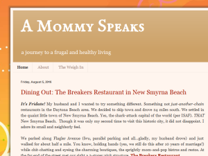 A Mommy Speaks Web Domain Authority Directory