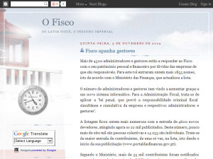 O Fisco Web Domain Authority Directory