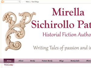 Mirella Patzer - Author of Historical Fiction Web Domain Authority Directory