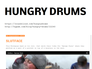 HUNGRY DRUMS Web Domain Authority Directory