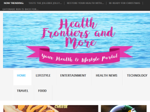 Health Frontiers and More Web Domain Authority Directory