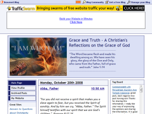 Grace and Truth Web Domain Authority Directory